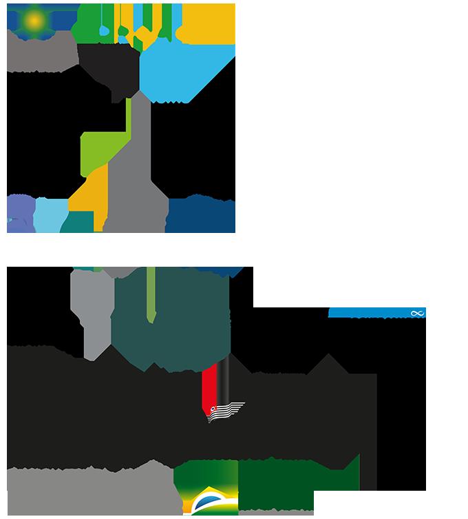 Régua de logos da Academia Osesp