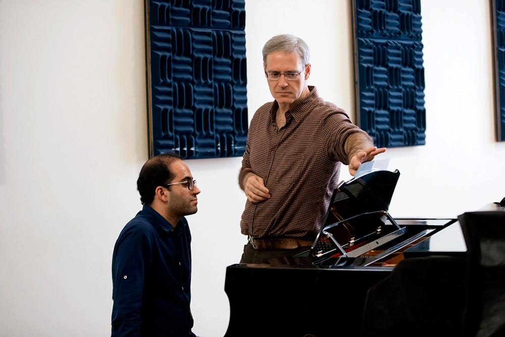PIANO - NAHIM MARUN